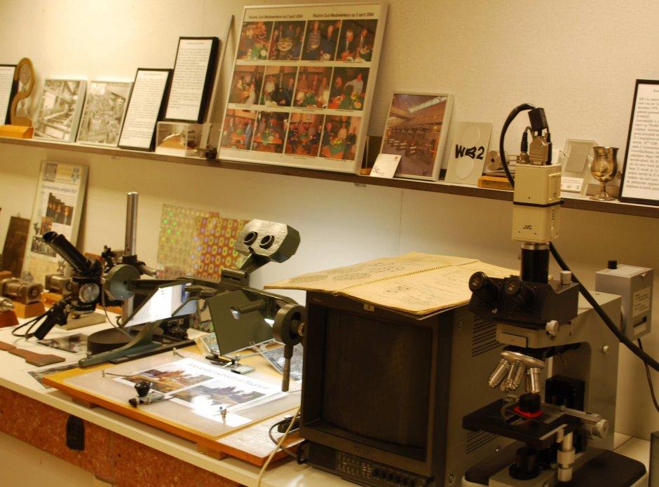 microscoop-expositie
