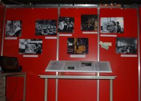 Vrouwenhoek in het museum